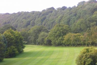 Cwmrhydneuadd Golf Course