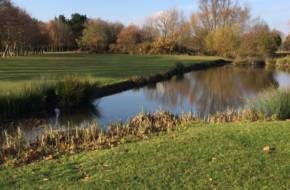 Millers Barn golf course