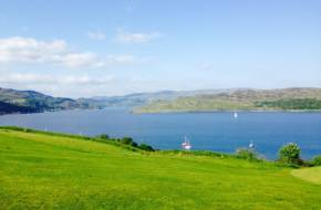 Kyles of bute golf course